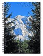 Mt. Rainier I Spiral Notebook