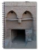 Mud Brick Village Spiral Notebook