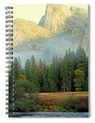 Mythical Spiral Notebook