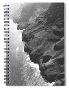 Napali Coast Of Kauai Spiral Notebook