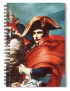 Napoleon Bonaparte (1769-1821) Spiral Notebook