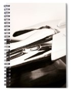 Nash Hood Ornament Spiral Notebook