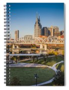 Nashville Morning Spiral Notebook