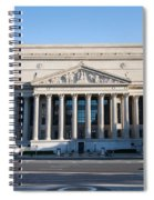 National Archives Spiral Notebook