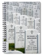 National Cemetery Of The Alleghenies Spiral Notebook