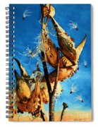 Nature's Launch Pad Spiral Notebook