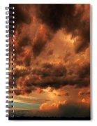 Nebraska Thunderset Spiral Notebook