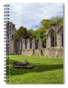 Netley Abbey Spiral Notebook