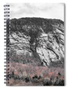 New Hampshire Mountain Spiral Notebook