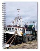 New Seeker - Lyme Regis Spiral Notebook