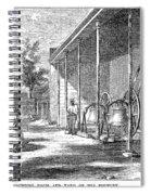 New York Bell Foundry Spiral Notebook
