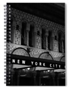 New York City Center Spiral Notebook