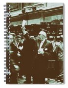 New York Stock Exchange 1963 Spiral Notebook