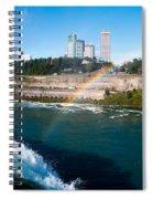 Niagara Falls Spiral Notebook