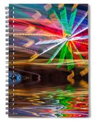 Night Moves Spiral Notebook