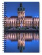 Night Palace  Spiral Notebook