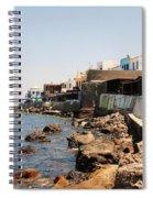 Nisyros Island Greece Spiral Notebook