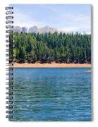 North Catamount Lake Spiral Notebook