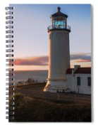 North Head Lighthouse  Spiral Notebook