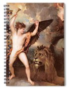 Nude Art Spiral Notebook