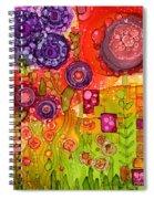 Number I Spiral Notebook