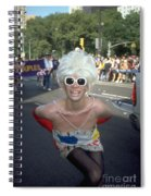 Nyc Gay Pride 2006 Spiral Notebook