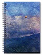 Ocean As A Painting Spiral Notebook