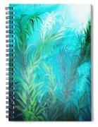Ocean Plants Spiral Notebook