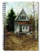 Old Homestead Spiral Notebook