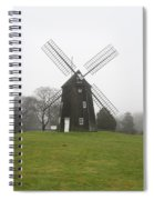 Old Hook Mill Spiral Notebook