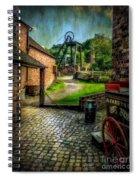 Old Mine Spiral Notebook