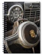 Old Money Spiral Notebook