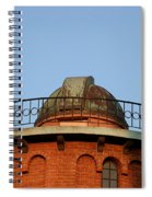 Old Observatory Spiral Notebook