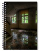 Old Reflections Spiral Notebook