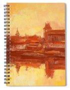 Old Torun Spiral Notebook