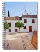 Old Town In Cordoba Spiral Notebook