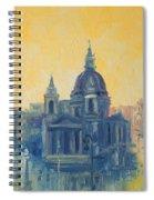 Old Warsaw  Spiral Notebook