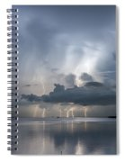Ominous Ozona Spiral Notebook