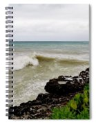 On Shore Spiral Notebook