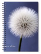 Once Upon A Wish Spiral Notebook