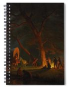 Oregon Trail Spiral Notebook