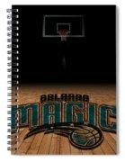 Orlando Magic Spiral Notebook