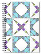 Ornament Xi Spiral Notebook