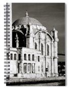 Ortakoy Spiral Notebook