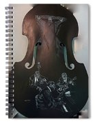 Oscar Peterson Trio Spiral Notebook