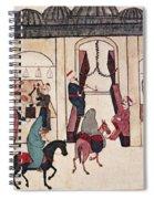 Ottoman Bazaar Spiral Notebook