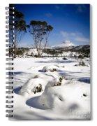 Overland Track Spiral Notebook