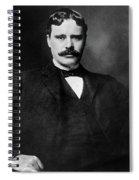 Owen Wister (1860-1938) Spiral Notebook
