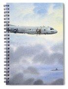P-3 Orion Spiral Notebook