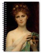 Pandora Spiral Notebook